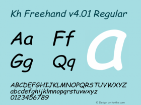 Kh Freehand
