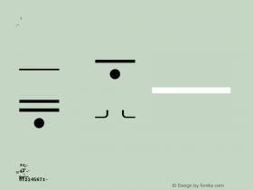 Music Font
