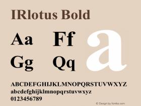 IRlotus
