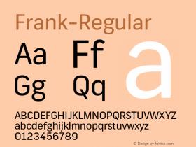 Frank-Regular