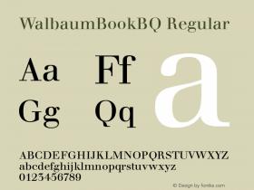 WalbaumBookBQ