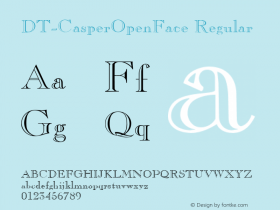 DT-CasperOpenFace