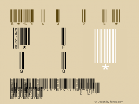 Barcode 3 of 9