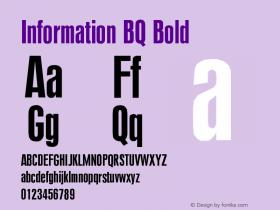 Information BQ