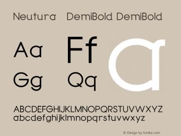 Neutura-DemiBold