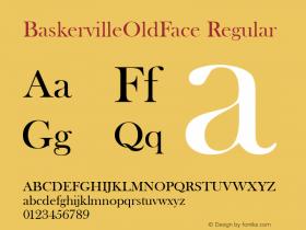 BaskervilleOldFace