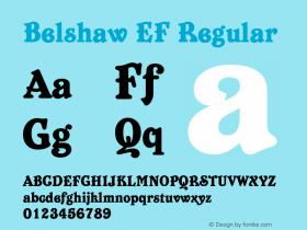 Belshaw EF