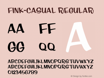 Fink-Casual