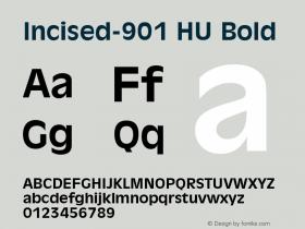 Incised-901 HU