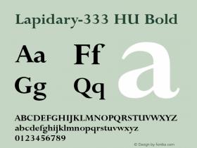 Lapidary-333 HU