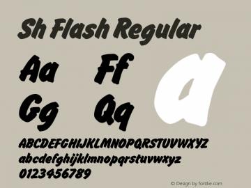 Sh Flash