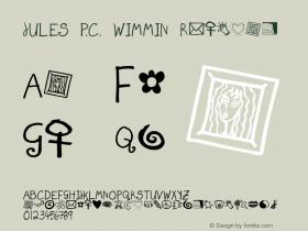 JULES P.C. WIMMIN