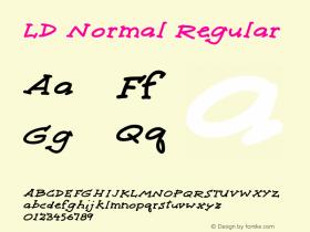 LD Normal