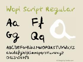 Wopi Script