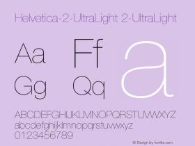 Helvetica-2-UltraLight