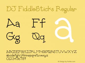 DJ FiddleSticks