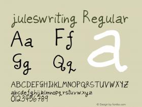 juleswriting