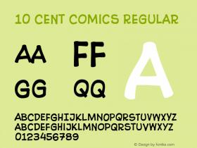 10 Cent Comics