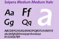 Solpera Medium