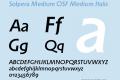 Solpera Medium OSF