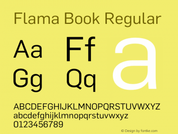 Flama Book