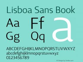 Lisboa Sans