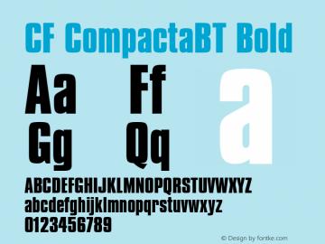 CF CompactaBT