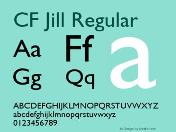 CF Jill