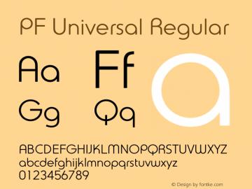 PF Universal