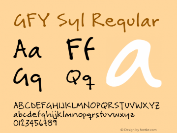 GFY Syl