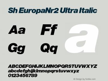 Sh EuropaNr2 Ultra