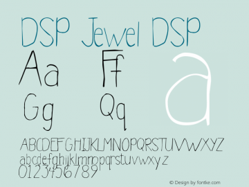 DSP Jewel