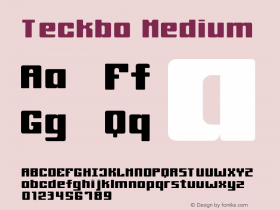 Teckbo