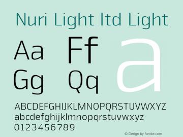Nuri Light ltd