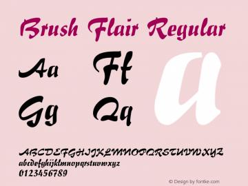 Brush Flair