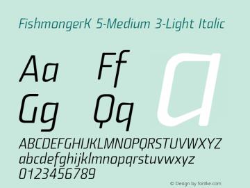 FishmongerK 5-Medium 3-Light