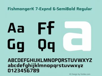 FishmongerK 7-Expnd 6-SemiBold