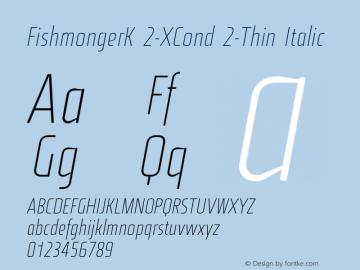 FishmongerK 2-XCond 2-Thin