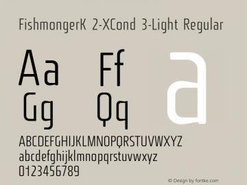 FishmongerK 2-XCond 3-Light