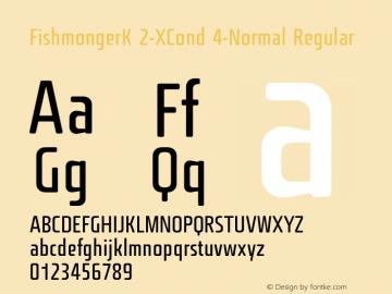 FishmongerK 2-XCond 4-Normal