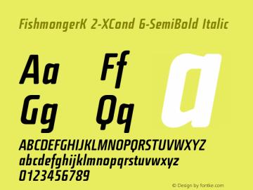 FishmongerK 2-XCond 6-SemiBold