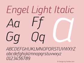 Engel Light