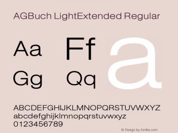 AGBuch LightExtended