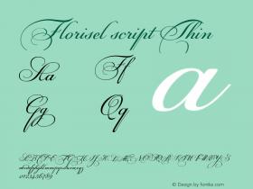 Florisel script
