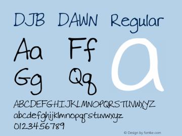 DJB DAWN