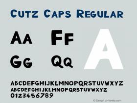 Cutz Caps