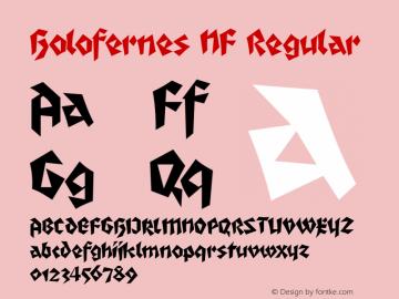 Holofernes NF