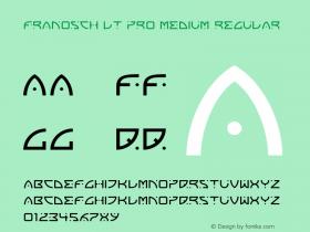 Franosch LT Pro Medium