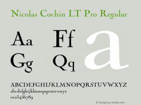 Nicolas Cochin LT Pro