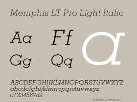 Memphis LT Pro Light